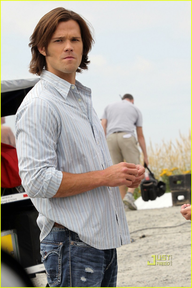 jared padalecki supernatural break 02