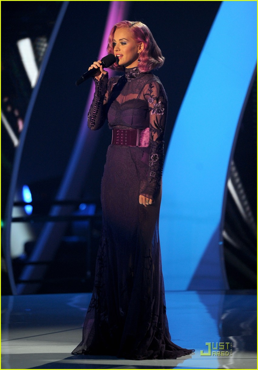 katy perry four costume changes at the mtv vmas 012574486