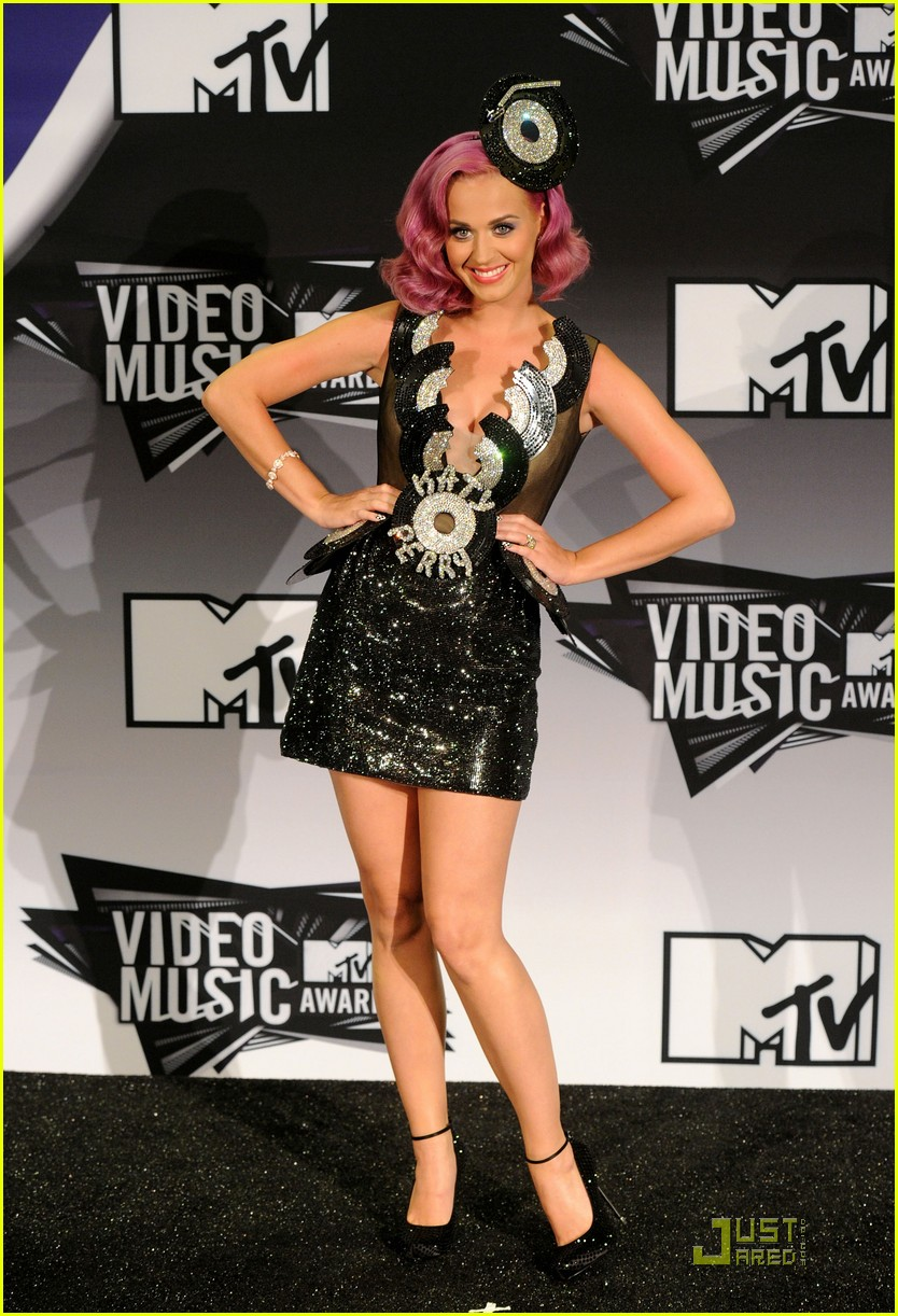 katy perry four costume changes at the mtv vmas 042574489