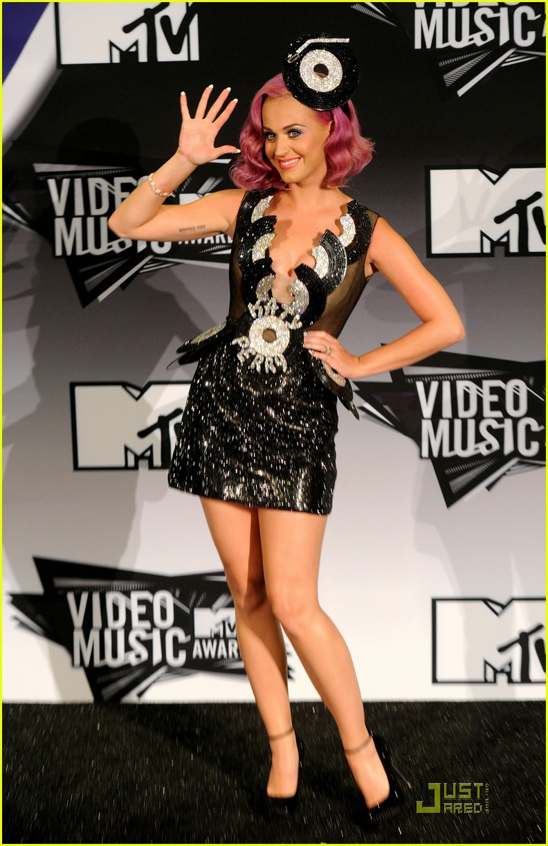 katy perry four costume changes at the mtv vmas 092574494