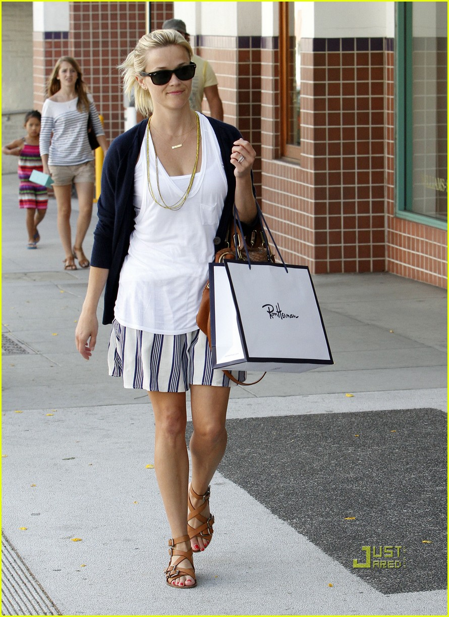reese witherspoon ron herman shopping 062569765
