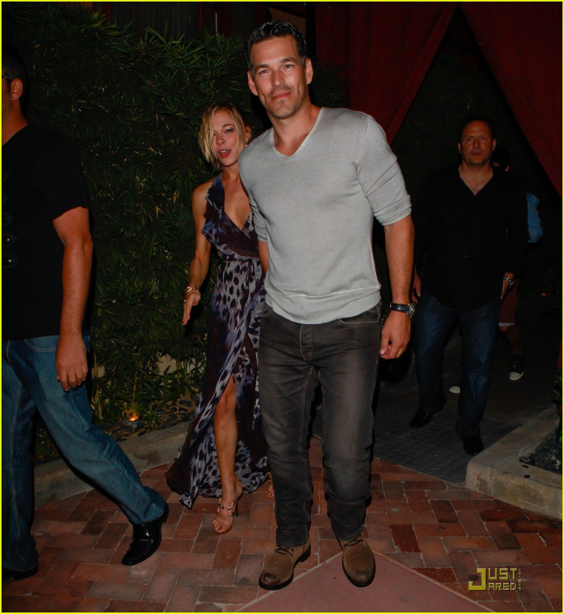 leann rimes birthday dinner 01