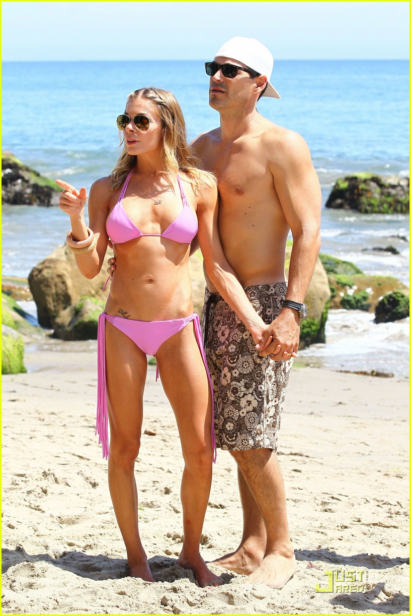 leann rimes kisses eddie beach 01