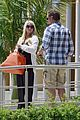 jessica simpson eric johnson jet la 09