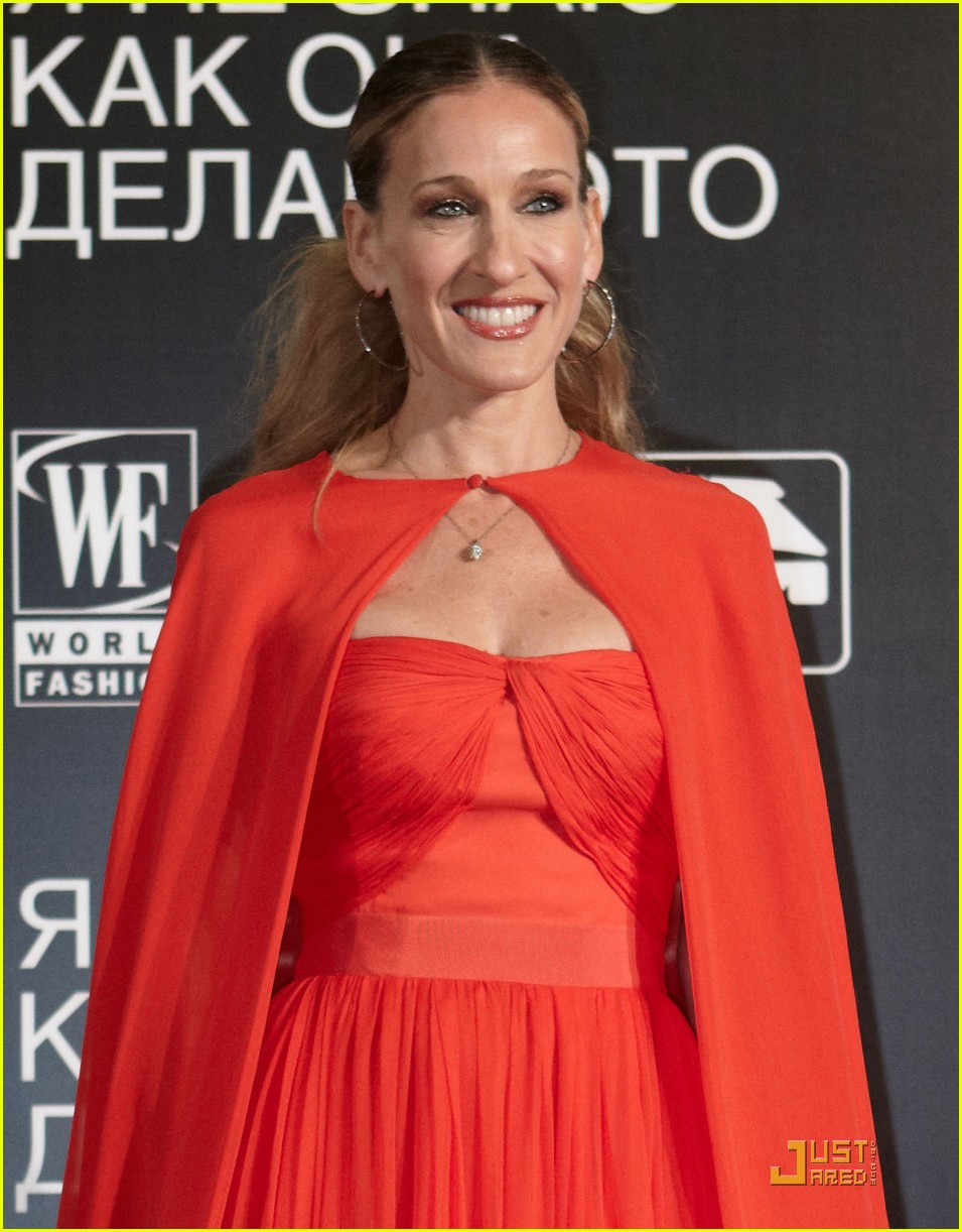 sarah jessica parker i dont know how she does it premiere 022574310