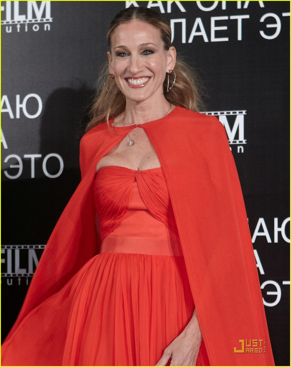 sarah jessica parker i dont know how she does it premiere 042574312