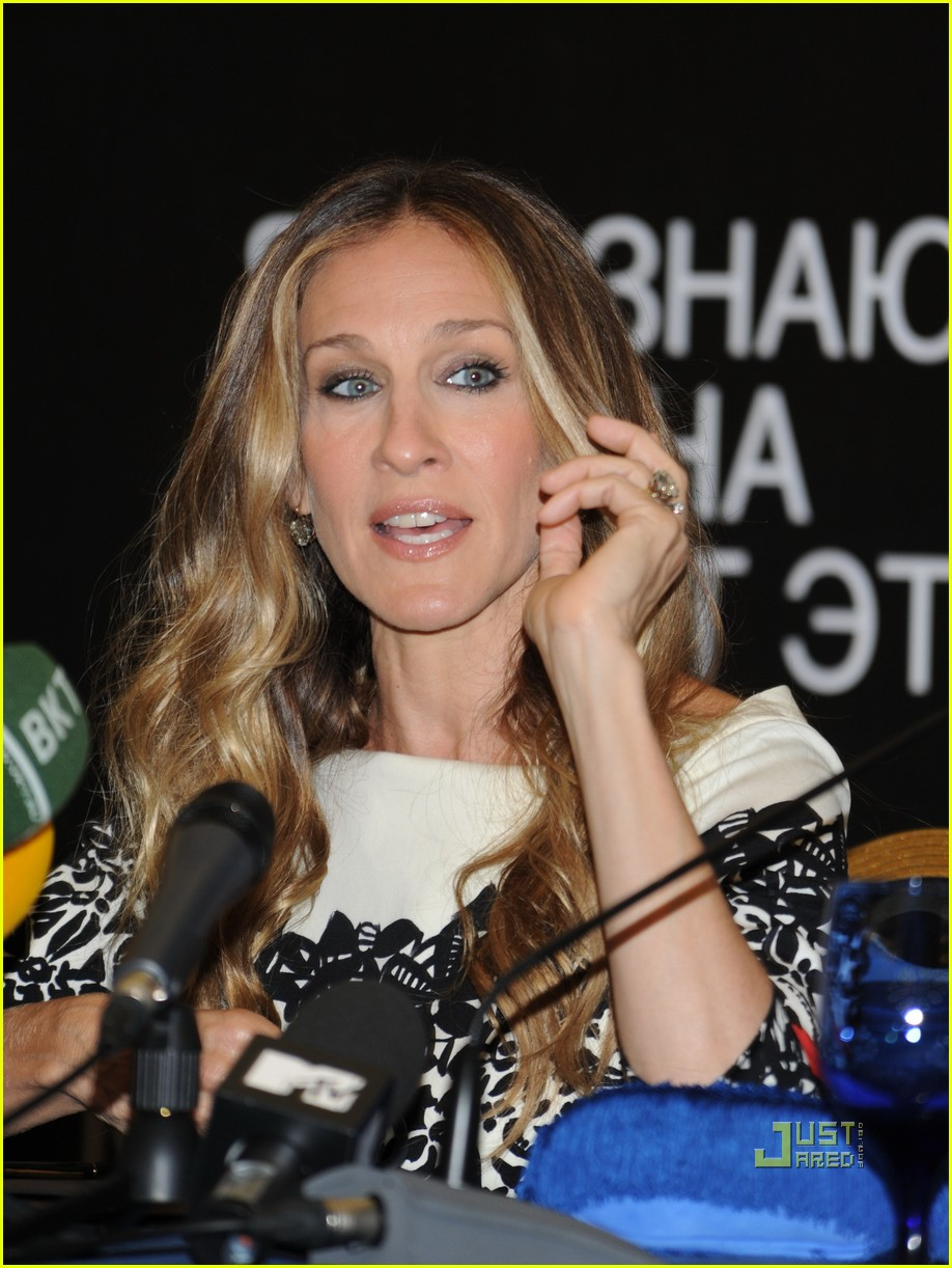 sarah jessica parker dont know how she does it russia 022574893