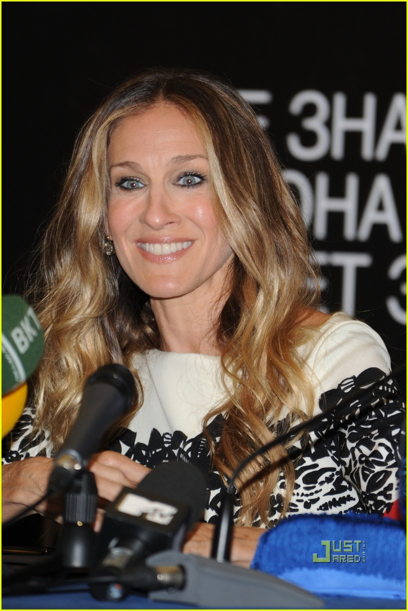 sarah jessica parker dont know how she does it russia 10