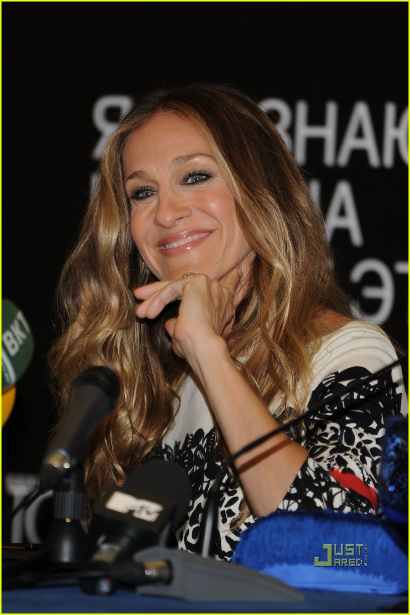 sarah jessica parker dont know how she does it russia 112574902