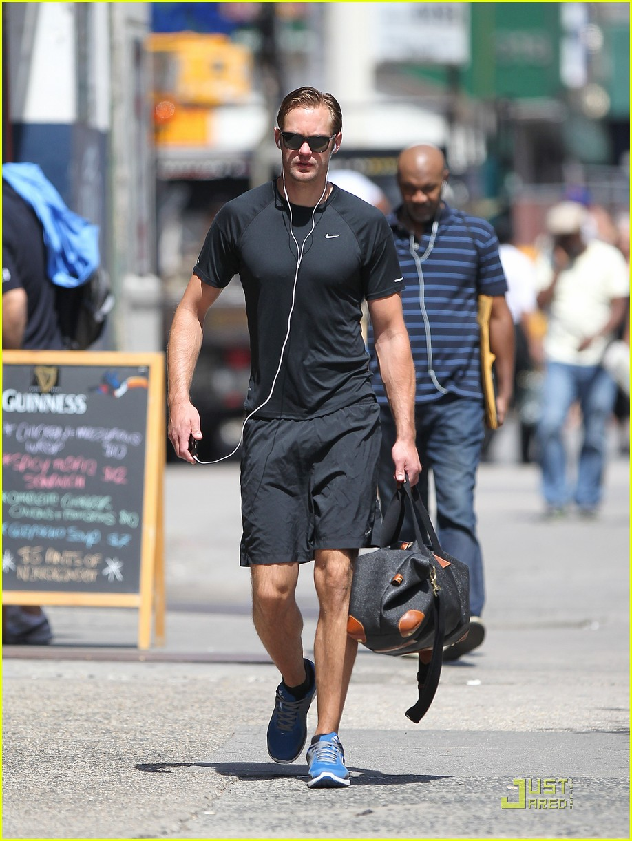 alexander skarsgard wednesday workout 052572940