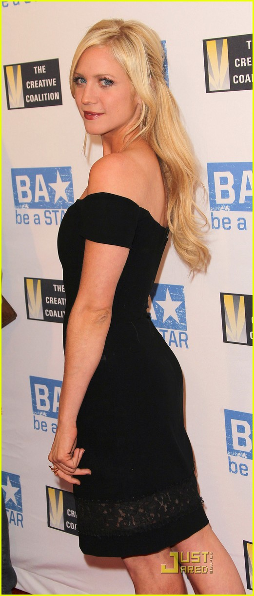 brittany snow wwe summer slam kickoff party 012569381