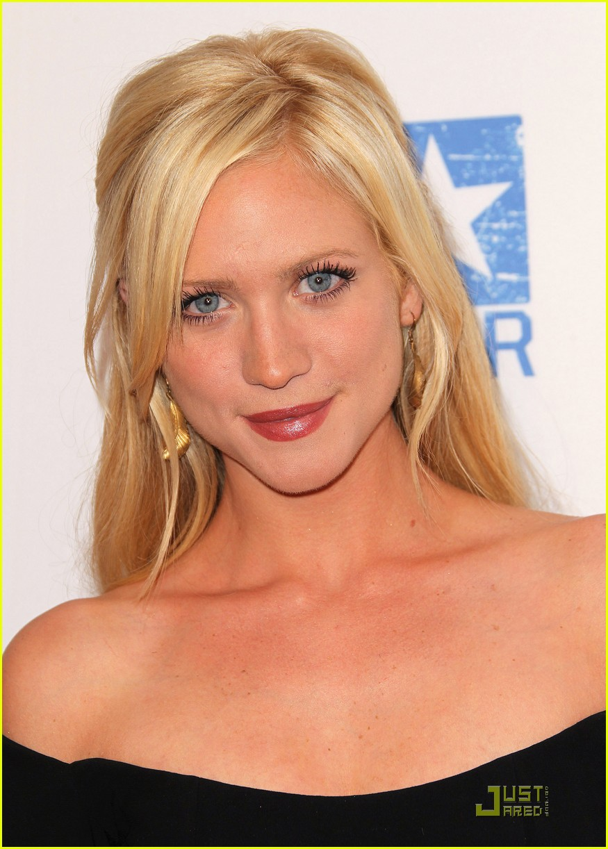 brittany snow wwe summer slam kickoff party 102569390