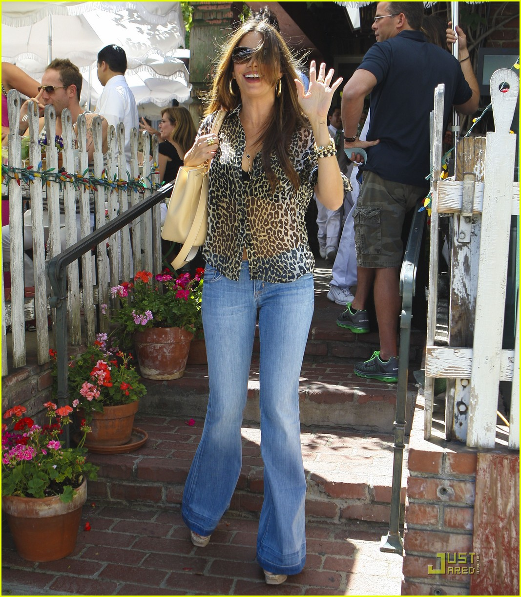sofia vergara lunch nick loeb 012574208