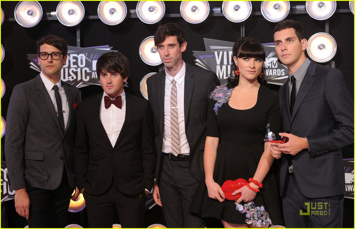 pete wentz gabe saporta 2011 mtv vmas 10