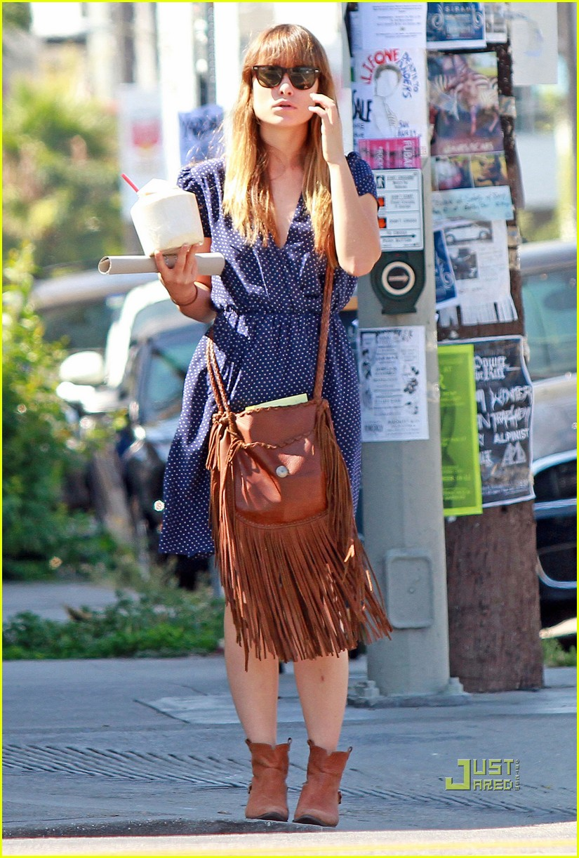 olivia wilde juice silver lake 012572052