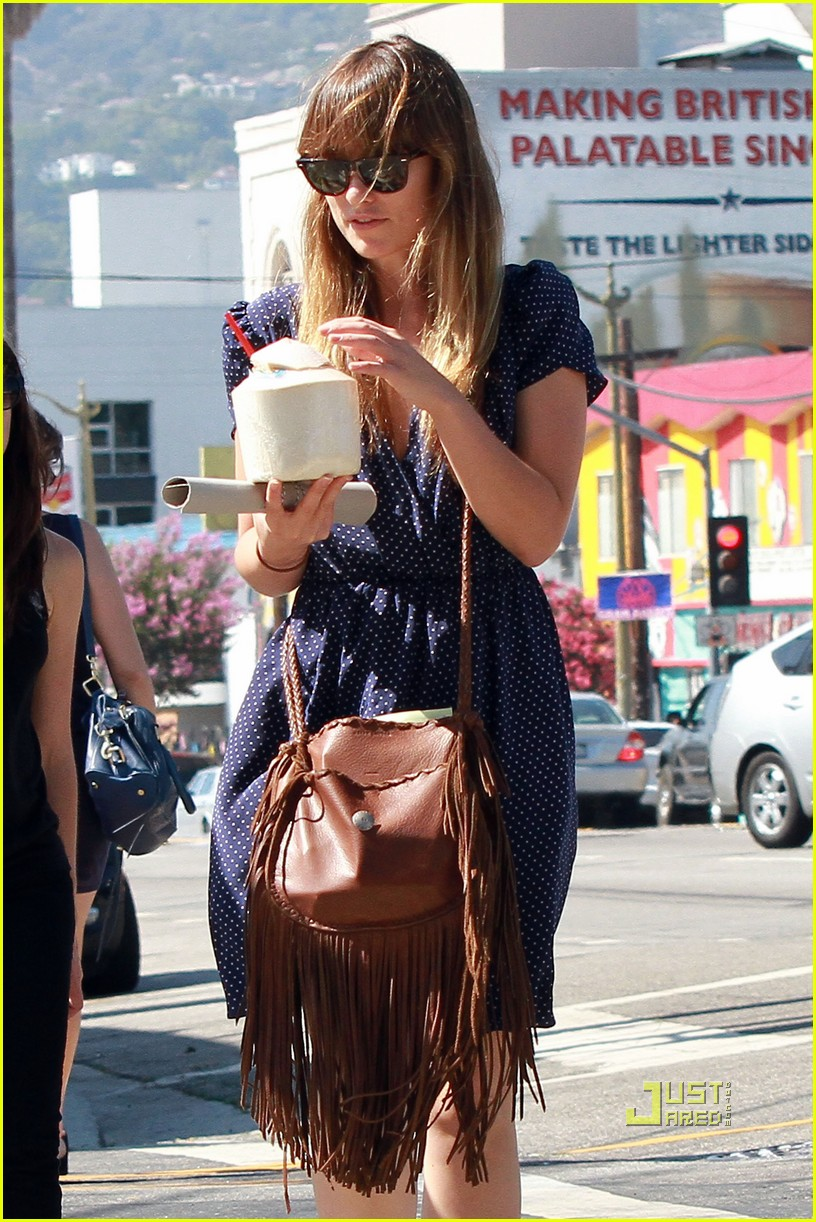 olivia wilde juice silver lake 05