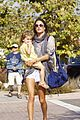 alessandra ambrosio family day 06