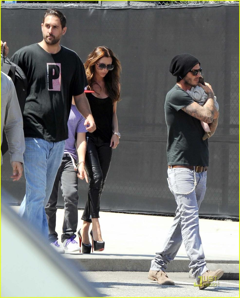 Harper Beckham 2011