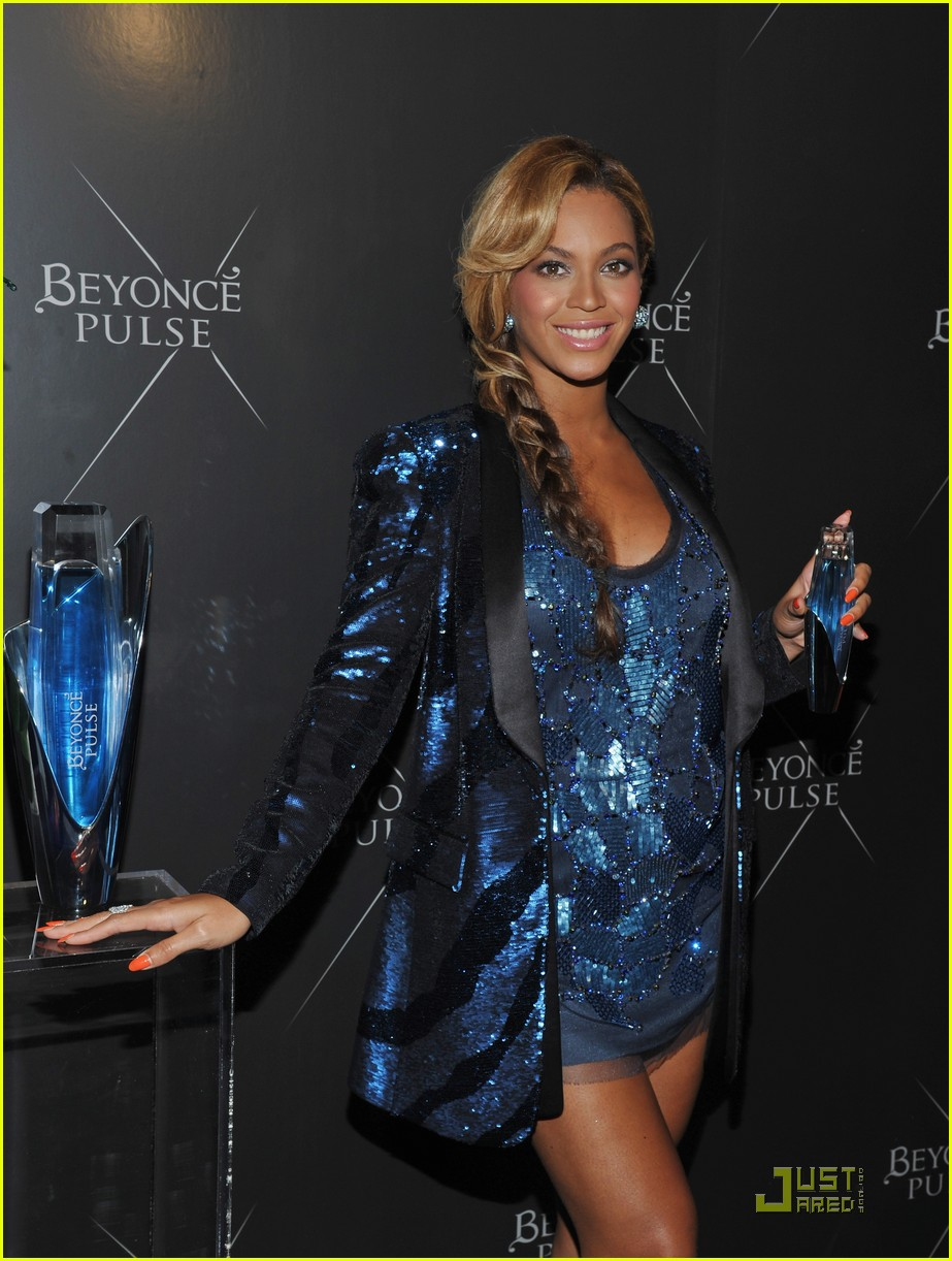 beyonce pulse launch 012582663