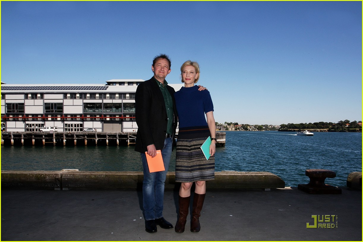 Cate Blanchett: Sydney Theatre Company Photo Call!: Photo
