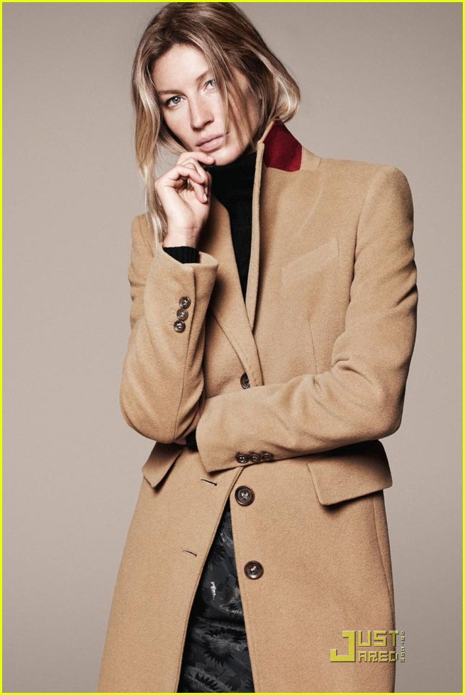 gisele bundchen esprit fall winter 2011 campaign 022575356
