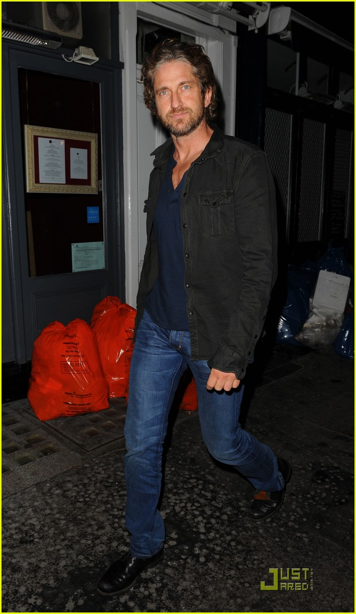 gerard butler club london 012584653
