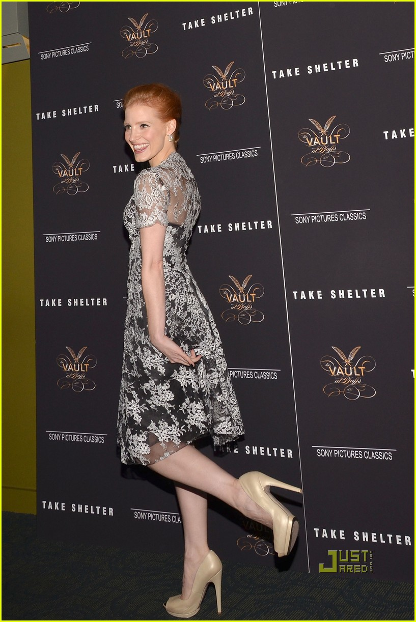 jessica chastain take shelter premiere 042577673