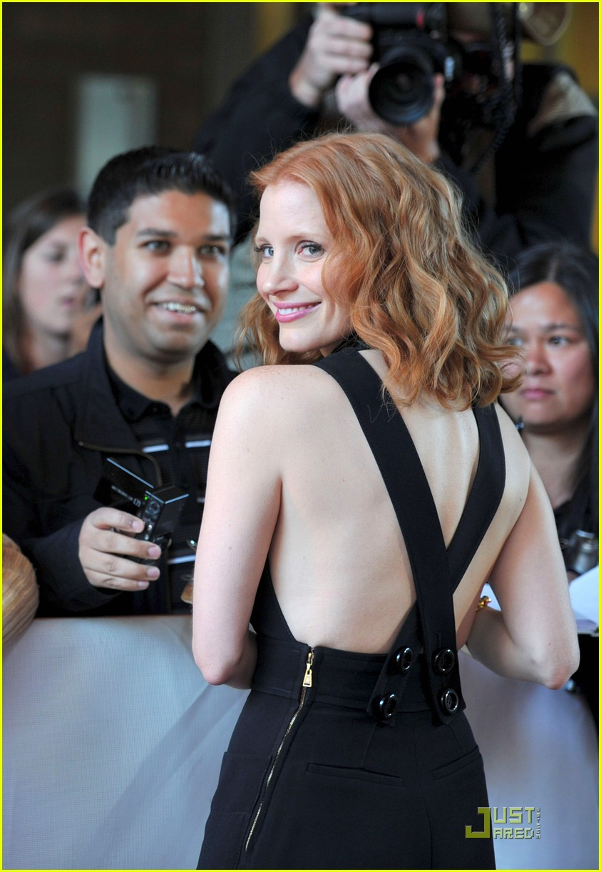 jessica chastain take shelter premiere tiff 042580731