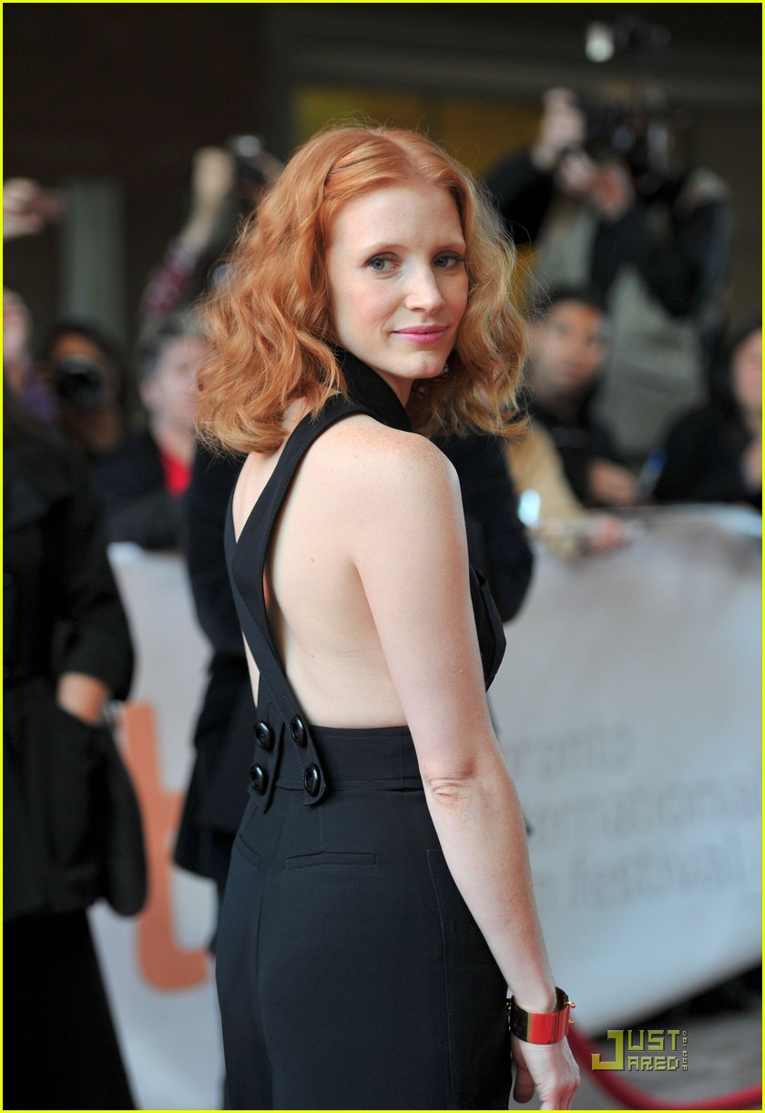 jessica chastain take shelter premiere tiff 062580733