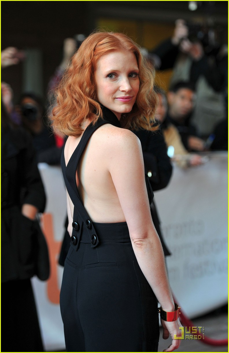 jessica chastain take shelter premiere tiff 112580738