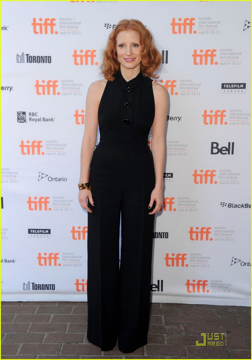 jessica chastain take shelter premiere tiff 182580745