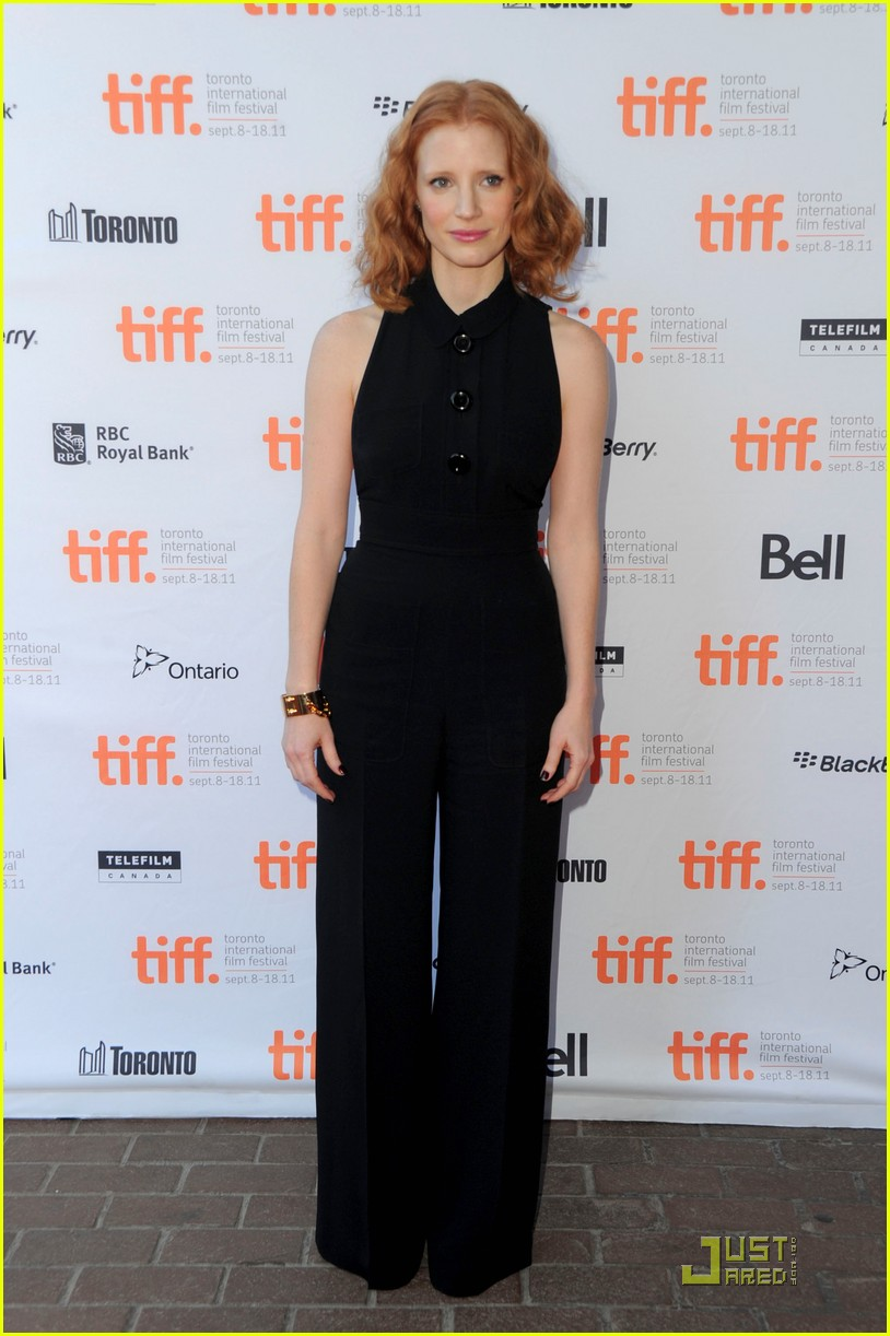 jessica chastain take shelter premiere tiff 192580746