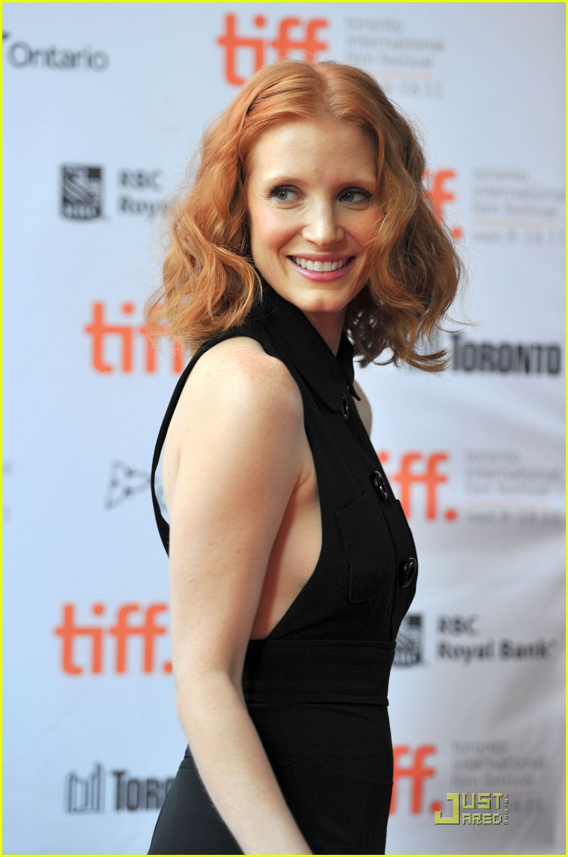 jessica chastain take shelter premiere tiff 232580750