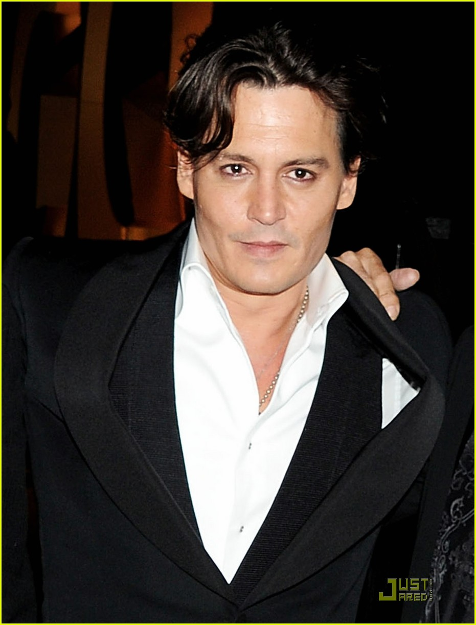 johnny depp gq awards 03