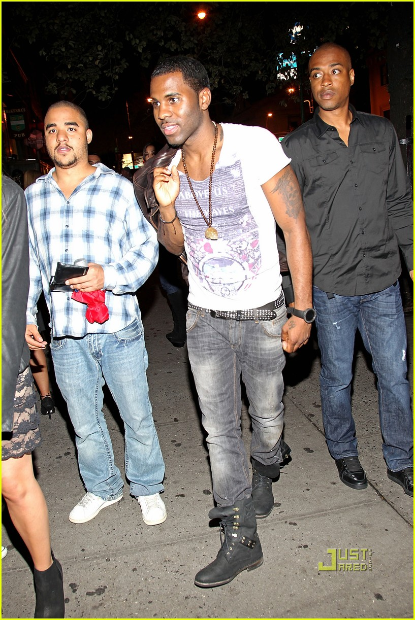 jason derulo album release party 022584770