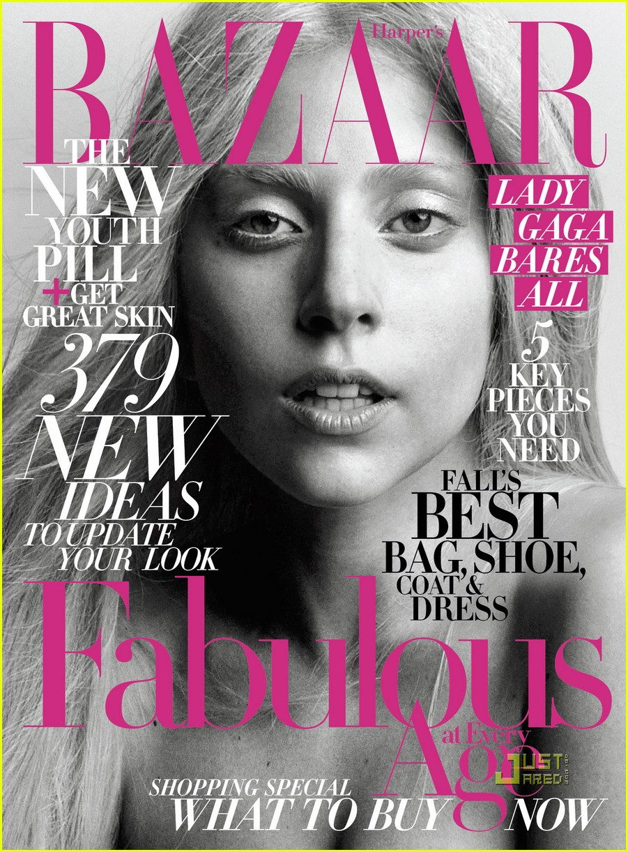 Lady Gaga - Harpers Bazaar, Mayıs 2011 - MUZIKLE.NET