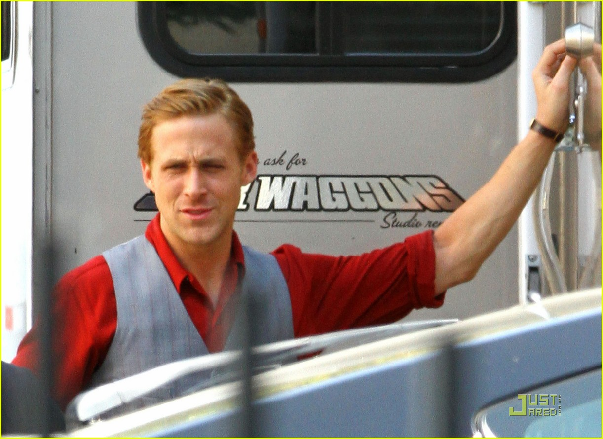ryan gosling gangster set 07