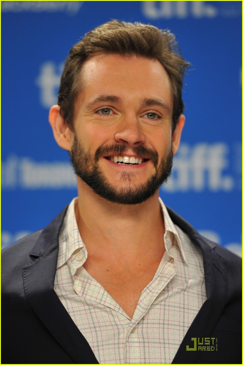 maggie gyllenhaal hugh dancy hysteria press conference 212580409