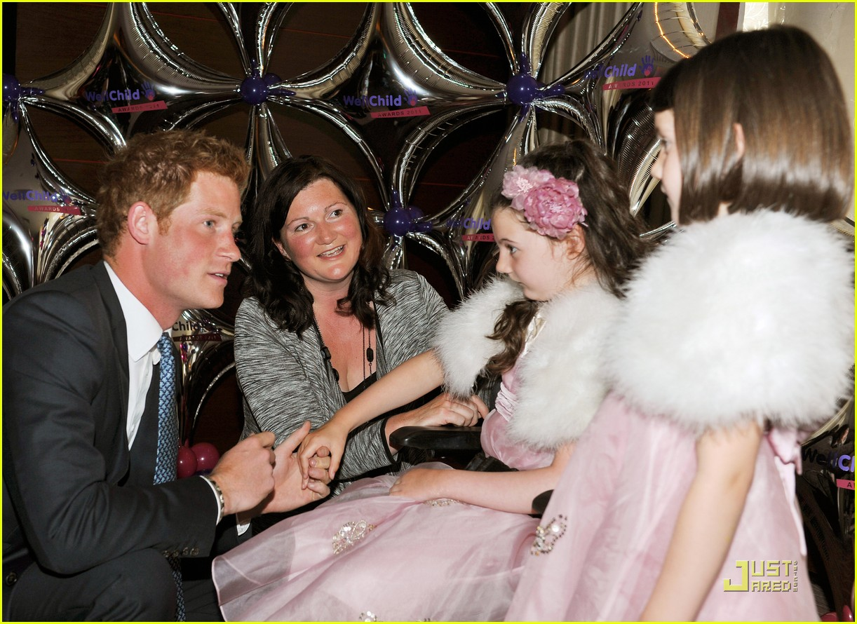 prince harry wellchild awards 102575389