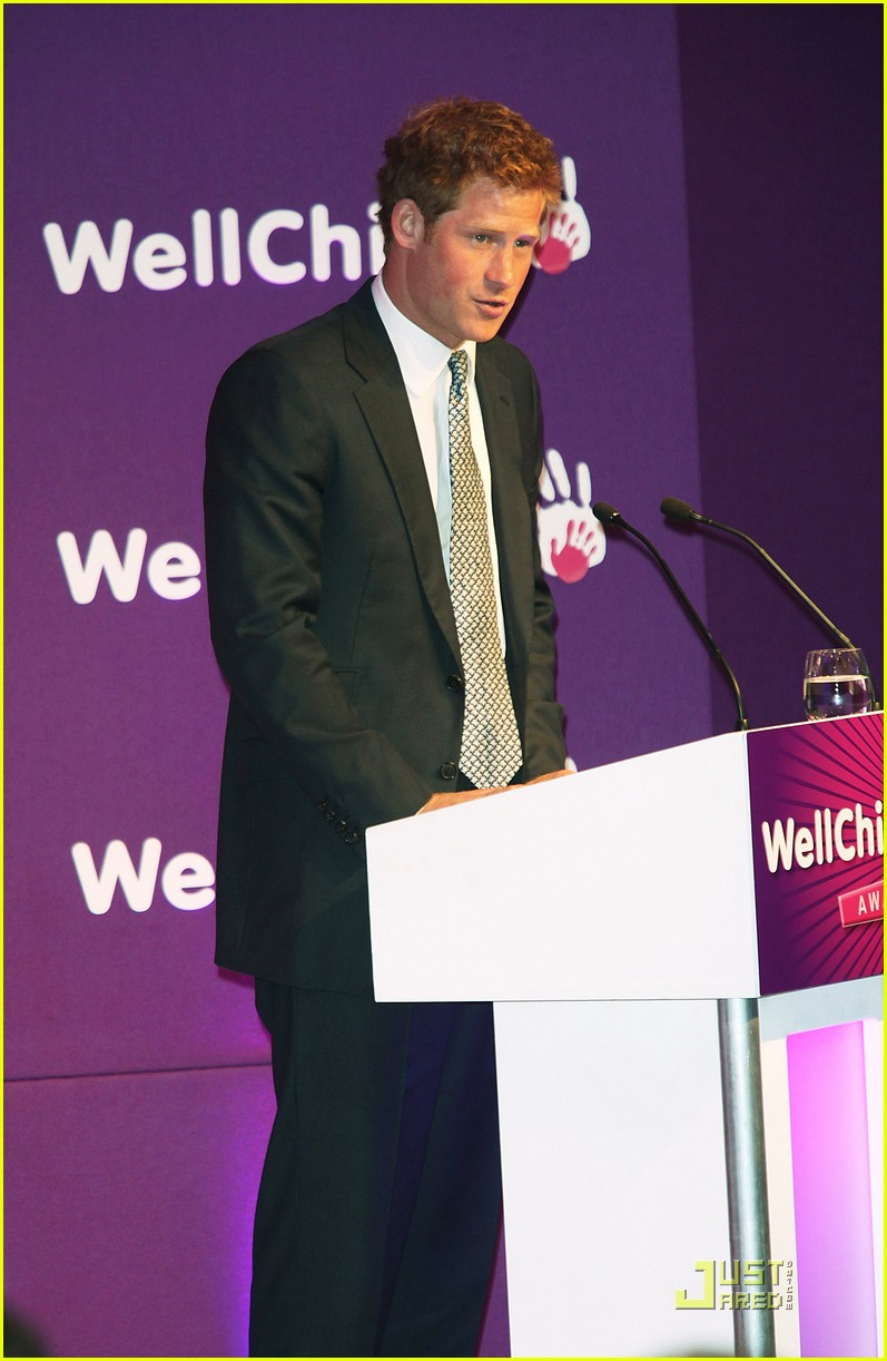 prince harry wellchild awards 122575391