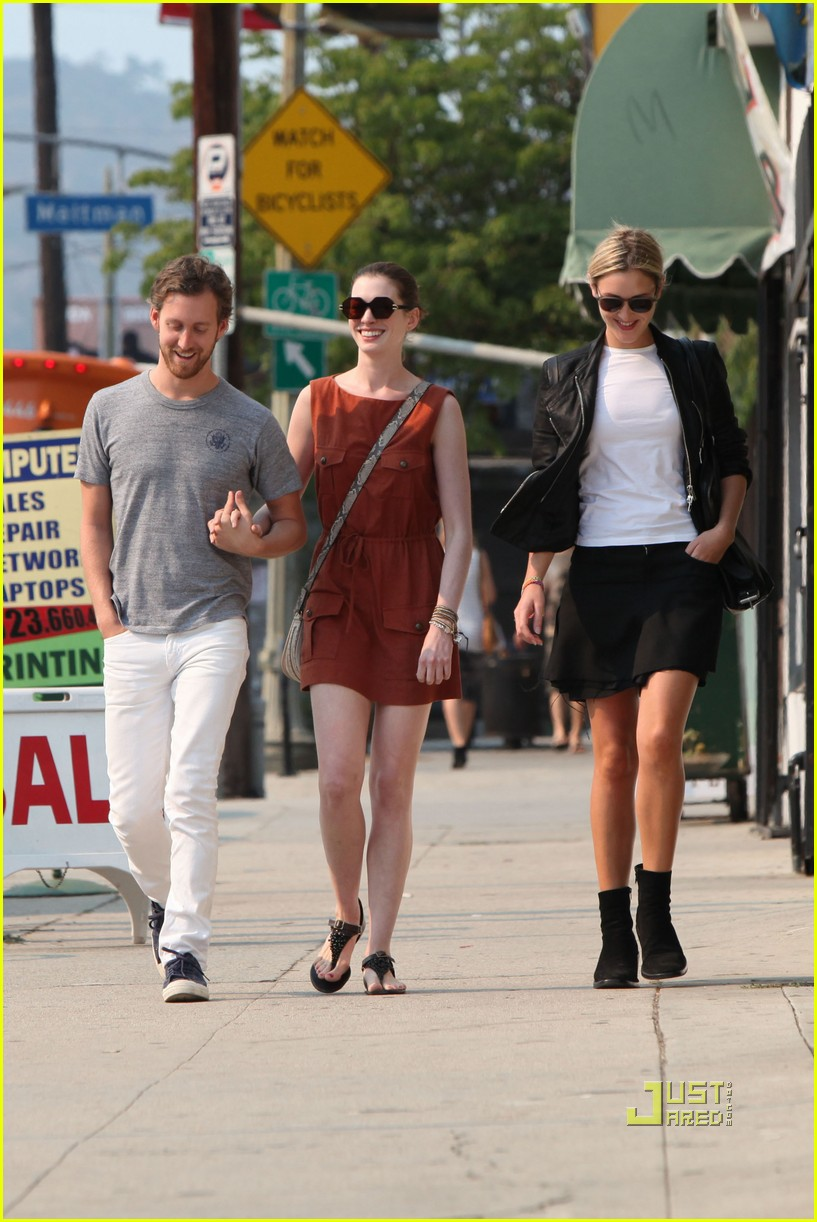 anne hathaway adam shulman millies coffee shop 24