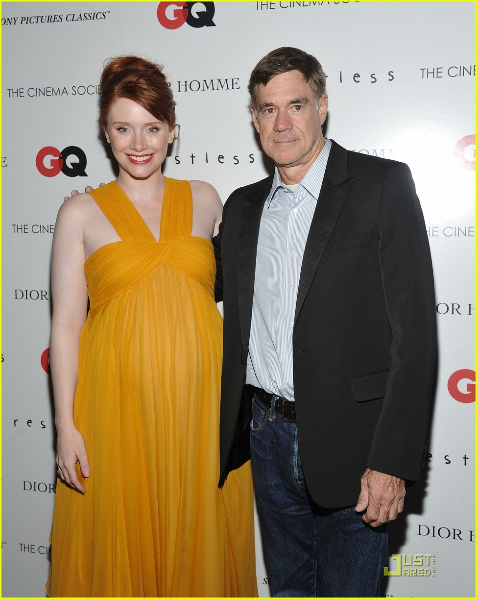 bryce dallas howard restless screening gus van sant 02