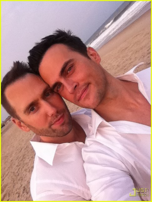 cheyenne jackson just married 012576464