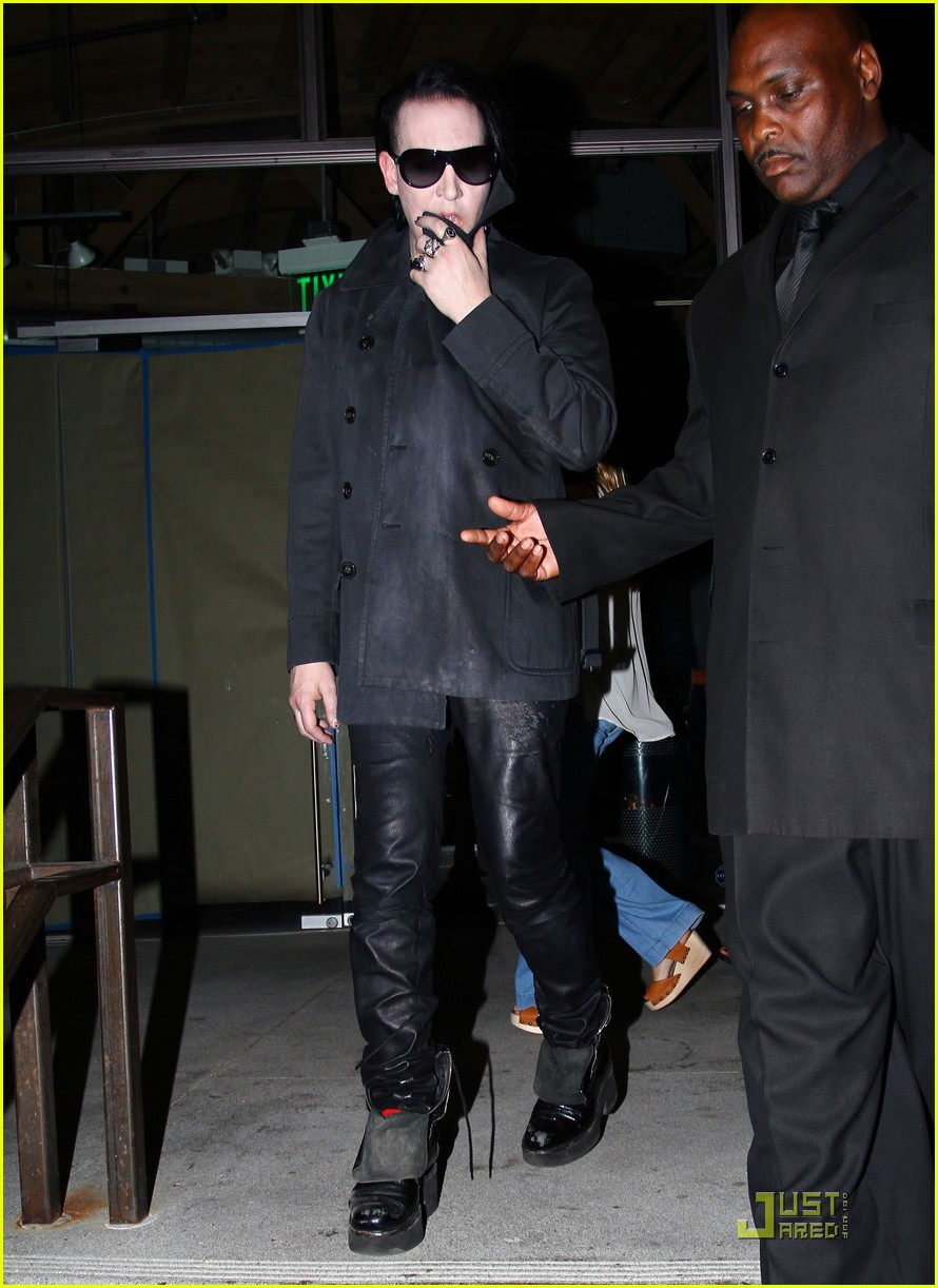 shia labeouf born villain launch party 11