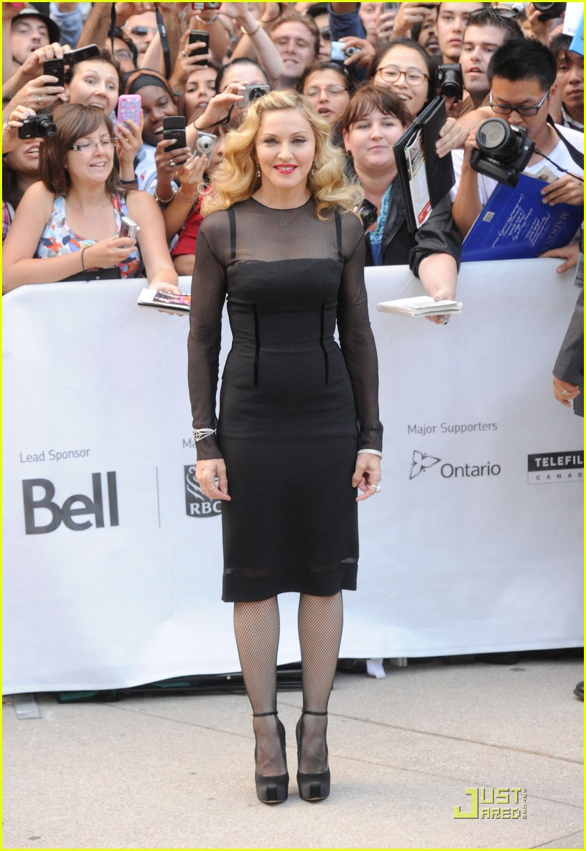 madonna abbie cornish premiere we tiff 012579384