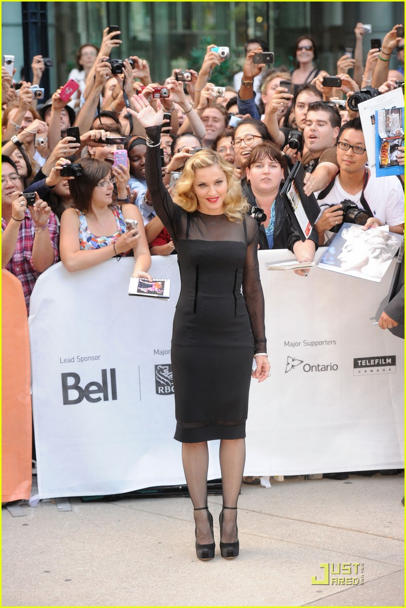 madonna abbie cornish premiere we tiff 062579389