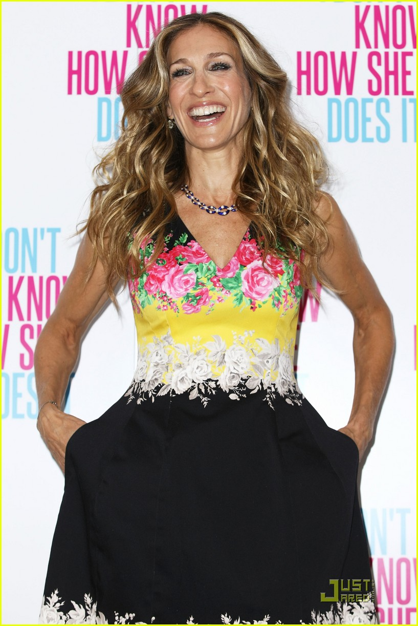 sarah jessica parker dont know london 112575517