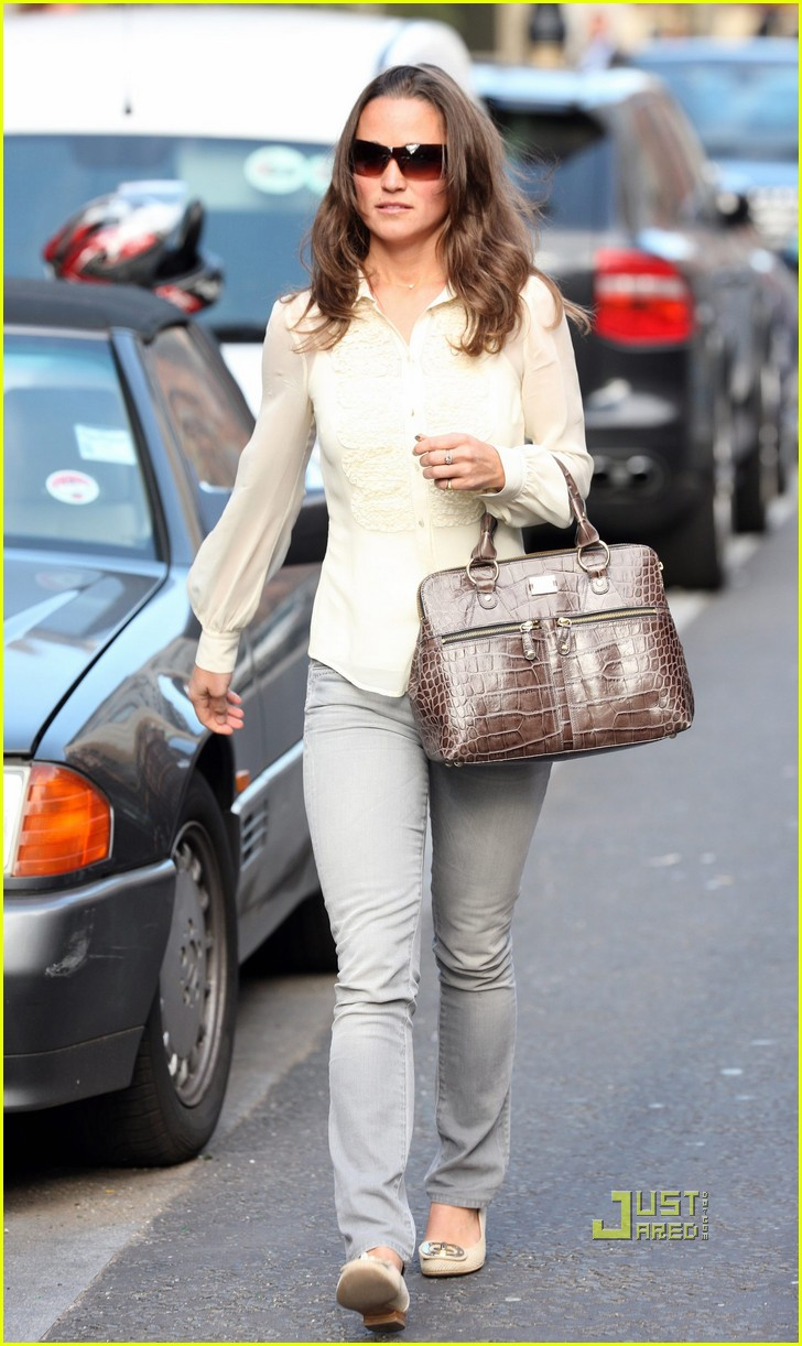 pippa middleton parking ticket 08