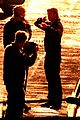 brad pitt late night world war z shoot 06