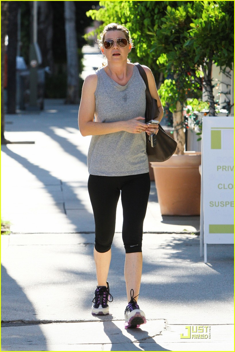 Ellen Pompeo Greys Anatomy Season 8 Sneak Peek Photo 2576145